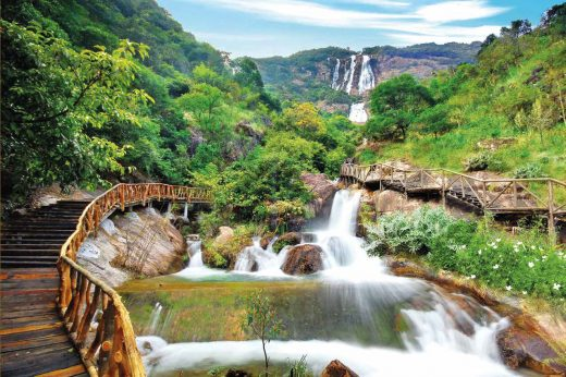 Vodopád Zencheng