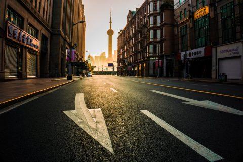 Šanghaj - finančné centrum Číny