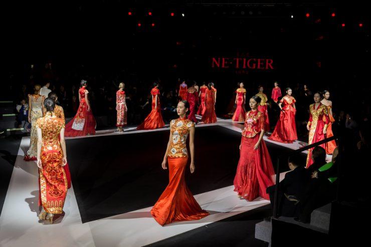 Čínska móda