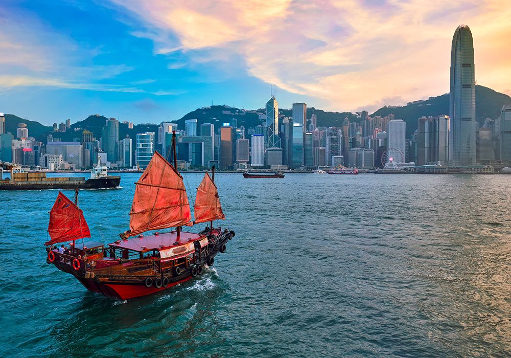 Obchodovanie s Čínou alebo Áziou